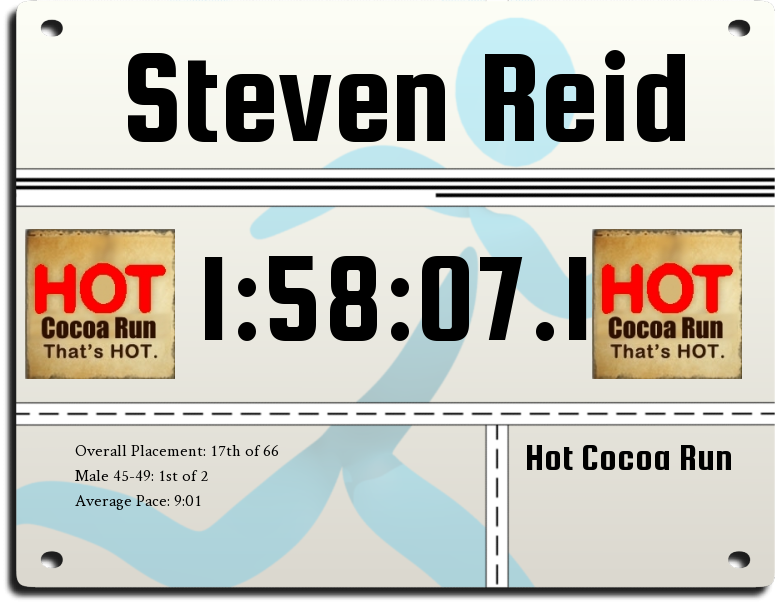 Image for race Hot Cocoa Run