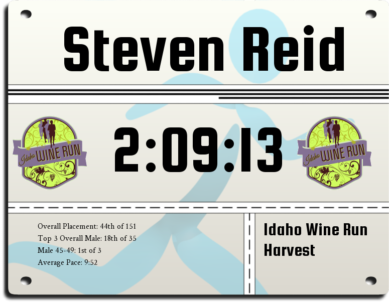 Image for race Idaho Wine Run Harvest