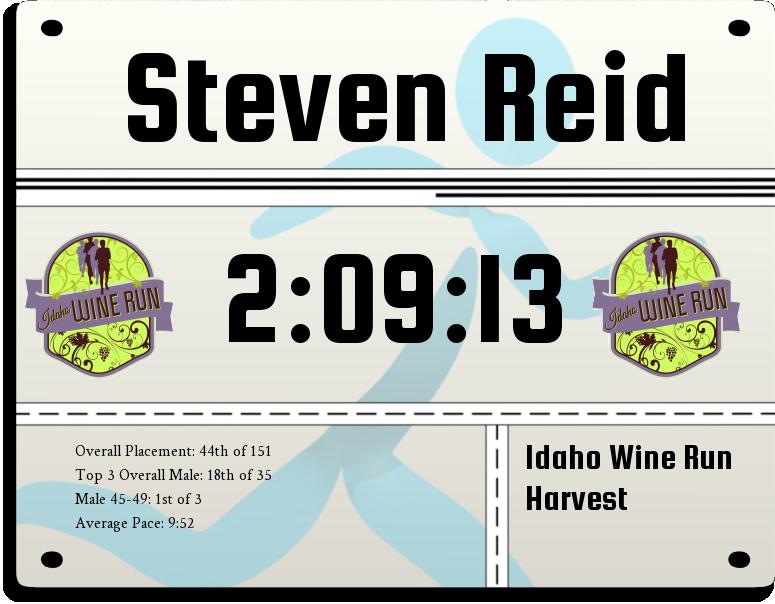 Image for race Idaho Wine Run Harvest